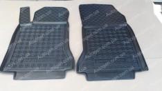 Коврики салона Mercedes X156 (2013->) (передние 2шт) (Avto-Gumm)