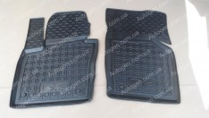 Коврики салона Audi Q3 (2011->) (передние 2шт) (Avto-Gumm)