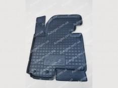 Коврики салона Hyundai ix35 (2010->) (водительский 1шт) (Avto-Gumm)
