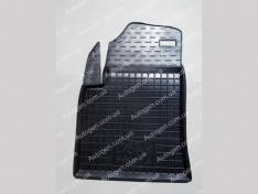 Коврики салона Ford Fiesta (2002-2008) (водительский 1шт) (Avto-Gumm)