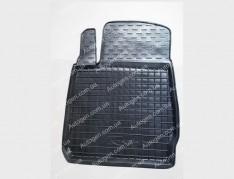 Коврики салона Ford Fiesta 6 (2008->) (водительский 1шт) (Avto-Gumm)