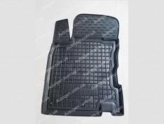 Коврики салона Nissan Qashqai 2 (2014->) (водительский 1шт) (Avto-Gumm)