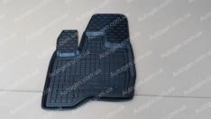 Коврики салона Ford Explorer 5 (2010->) (водительский 1шт) (Avto-Gumm)