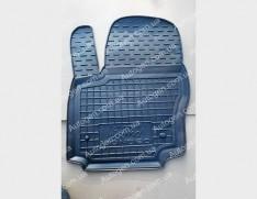 Коврики салона Ford Mondeo 4 (2007-2014) (водительский 1шт) (Avto-Gumm)