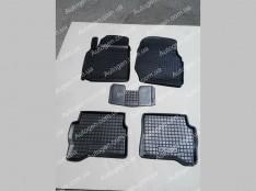 Коврики салона Nissan Almera B10 (2006-2012) (5шт) (Avto-Gumm)