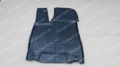 Коврики салона Acura MDX 3 (2013->) (водительский 1шт) (Avto-Gumm)