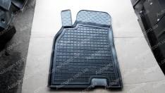 Коврики салона Renault Megane 3 (2008-2015) (водительский 1шт) (Avto-Gumm)