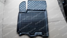Коврики салона Suzuki SX4 (2013->) (водительский 1шт) (Avto-Gumm)