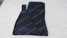 Коврики салона Nissan Sentra B17 (2012->) (водительский 1шт) (Avto-Gumm)