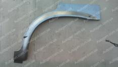 Рем вставка заднего крыла ВАЗ 2109, 21099, 2114, 2115 (арка) левая (АвтоВАЗ)