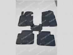 Коврики салона Hyundai i30 (2012-2017) (5шт) (Avto-Gumm)