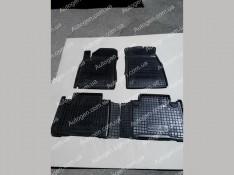 Коврики салона Geely Emgrand X7 (2011->) (4шт) (Avto-Gumm)