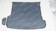 Коврик в багажник Audi Q7 (2015->) (7 мест) (Avto-Gumm Полиуретан)