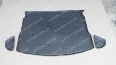 Коврик в багажник Nissan Qashqai 1 (2007-2010) (полноразмерный) (Avto-Gumm Полиуретан)