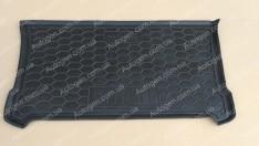 Коврик в багажник Smart Fortwo 3 (453) (2014->) (Avto-Gumm Полиуретан)