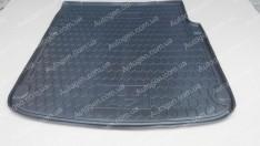 Коврик в багажник Audi A7 (2010->) (Sportback) (Avto-Gumm полимер-пластик)