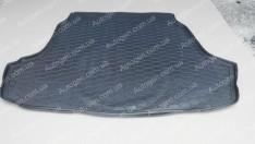 Коврик в багажник Hyundai Sonata 7 (LF) (2015->) (Avto-Gumm полимер-пластик)