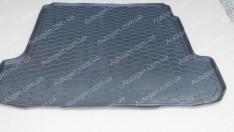 Коврик в багажник Renault Fluence (2009->) (Avto-Gumm полимер-пластик)