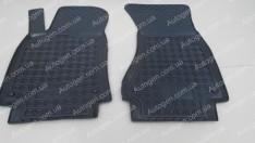 Коврики салона Audi A7 (Sportback) (2010->) (передние 2шт) (Avto-Gumm)