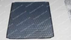 Коврик в багажник SsangYong Rexton 3 (2012->) (Avto-Gumm Полиуретан)