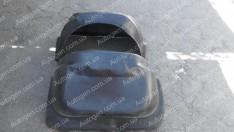 Подкрылки Volkswagen Crafter (2006-2016) (двухкатковый) (задние 2шт) (Mega-Locker)