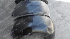 Подкрылки Citroen Berlingo 2 (2008->) (передние 2шт) (Mega-Locker)