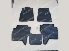 Коврики салона Mitsubishi Pajero 3 (1999-2006) (5шт) (Avto-Gumm)