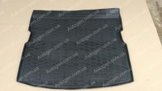 Коврик в багажник SsangYong Kyron (без органайзера) (2005->) (Avto-Gumm полимер-пластик)
