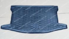 Коврик в багажник Toyota Yaris (2015->) (верхняя полка) (Avto-Gumm полимер-пластик)