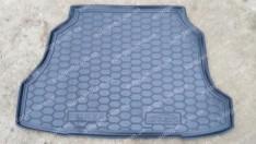 Коврик в багажник ЗАЗ Forza HB (2011->) (Avto-Gumm Полиуретан)