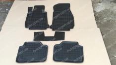 Коврики салона BMW F30/F31 (2012->) (5шт) (Avto-Gumm)