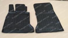 Коврики салона BMW F10 / F11 (2010-2013) (передние 2шт) (Avto-Gumm)