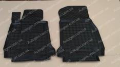 Коврики салона BMW F30/F31 (2012->) (передние 2шт) (Avto-Gumm)