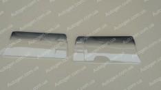 Накладки фар (защита) ВАЗ 2108, ВАЗ 2109, ВАЗ 21099 полоса (ANV)