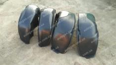 Подкрылки Kia Cerato 1 (2004-2008) (4шт) (Mega-Locker)