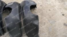Подкрылки ВАЗ Kalina 1117, 1118, 1119 (передние 2шт) (Nor-Plast)