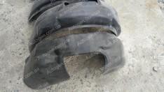 Подкрылки Daewoo Matiz (1998->) (передние 2шт) (Nor-Plast)