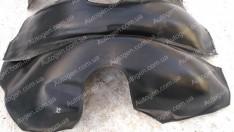 Подкрылки Mercedes Sprinter 2 (2006->) (однокатковый) (передние 2шт) (Nor-Plast)