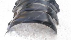 Подкрылки Mercedes Sprinter 2 (2006->) (однокатковый) (задние 2шт) (Nor-Plast)