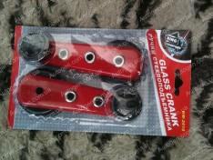 Ручки стеклоподъемника ВАЗ 2108, ВАЗ 2109, ВАЗ 21099 красные