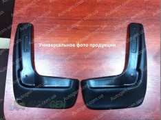 Брызговики модельные Kia Sportage (2015->) (задние 2шт.) (Lada-Locker)