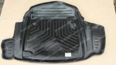 Коврик в багажник Волга 31105 (резино-пластик) (Nor-Plast)