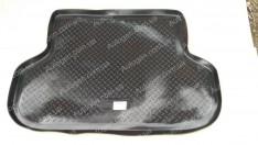 Коврик в багажник Chery Fora (A5) SD (2006-2016) (резино-пластик) (Nor-Plast)