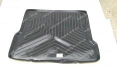 Коврик в багажник Iran Khodro Samand SD (2002->) (резино-пластик) (Nor-Plast)