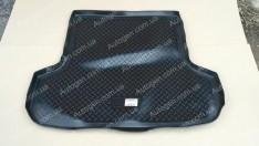 Коврик в багажник Mitsubishi Pajero Sport (1998-2008) (резино-пластик) (Nor-Plast)