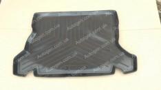 Коврик в багажник Opel Astra F HB (1991-1998) (резино-пластик) (Nor-Plast)
