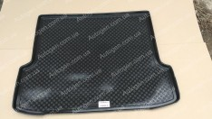 Коврик в багажник Opel Astra F WAG UN (1991-1996) (резино-пластик) (Nor-Plast)