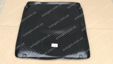 Коврик в багажник Renault Laguna WAG (2007-2014) (резино-пластик) (Nor-Plast)