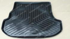 Коврик в багажник Subaru Forester (1997-2002) (резино-пластик) (Nor-Plast)