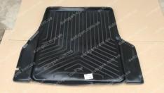 Коврик в багажник Volkswagen Vento SD (1992-1998) (резино-пластик) (Nor-Plast)